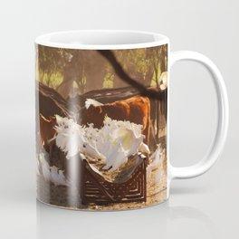 Cockatoos & Cattle on an Australian Farm Coffee Mug