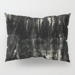 Dark tie dye Pillow Sham