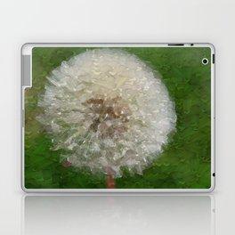 Dandelion Ballerina Laptop & iPad Skin