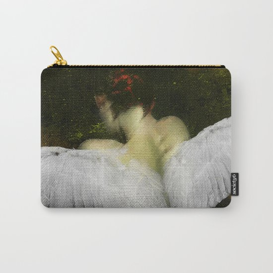The angel of the hope Carry-All Pouch