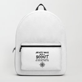 Scout Gift Backpack