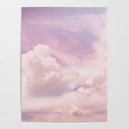 Lavender Sky Poster
