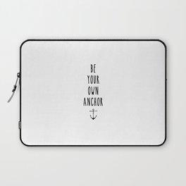 Teen Wolf / Anchor Laptop Sleeve
