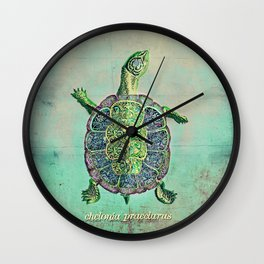 Pretty Boy Wall Clock