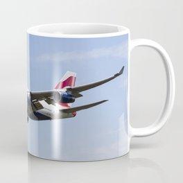 British Airways One World Boeing 747 Coffee Mug
