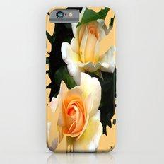 Rose Splashes iPhone 6s Slim Case