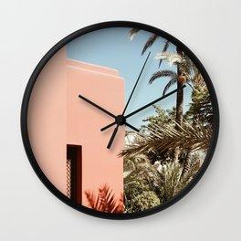 Hacienda Wall Clock