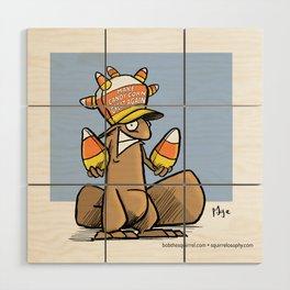 Make Candy Corn Great Again Wood Wall Art