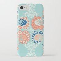 nouveau iPhone & iPod Cases featuring NOUVEAU by Sarah Doherty
