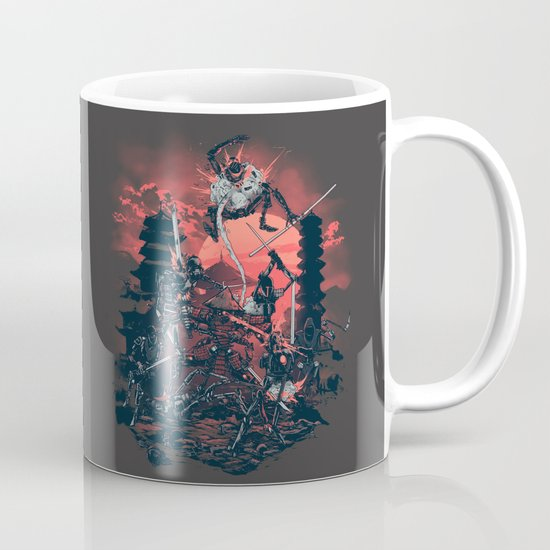 The Showdown Mug