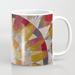 Triangle Explosion Coffee Mug