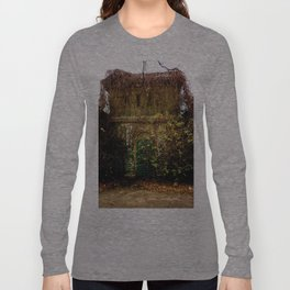 Nature finds the way inside... Long Sleeve T-shirt