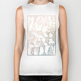 Fill With Authentic Geo Biker Tank
