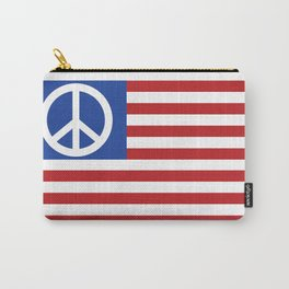 Peace in America Carry-All Pouch