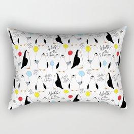 Hello! Also I love you Rectangular Pillow