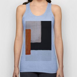 abstract minimal 14 Unisex Tank Top