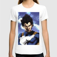 vegeta T-shirts featuring Prince Vegeta by Shibuz4