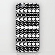 Geometric Diamonds iPhone & iPod Skin