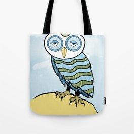 AL the Owl Tote Bag