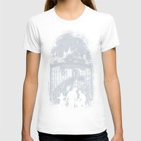zombies T-shirts featuring Zombies Inn by nicebleed