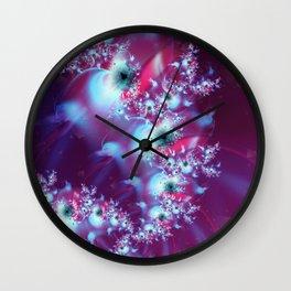 Mystical Universe Wall Clock