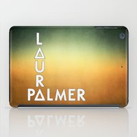 bastille iPad Cases featuring Bastille - Laura Palmer #2 by Thafrayer