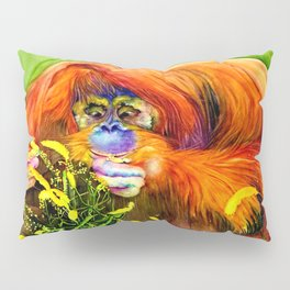 Mindful Eating Pillow Sham