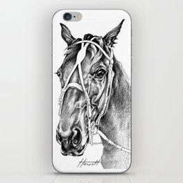 Sir Castleton (NZ) - Standardbred iPhone Skin