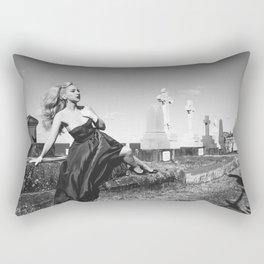 Bombshell Resurrection Rectangular Pillow