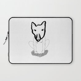 Wild woman Laptop Sleeve