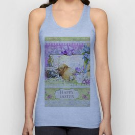 Easter Time Unisex Tank Top