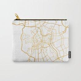 SAINT PETERSBURG CITY STREET MAP ART Carry-All Pouch
