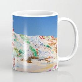 The colorful mountain Coffee Mug