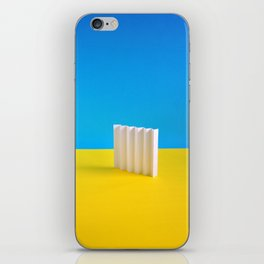 Paper Play 1 iPhone Skin