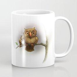 Caffeinated Owl Coffee Mug