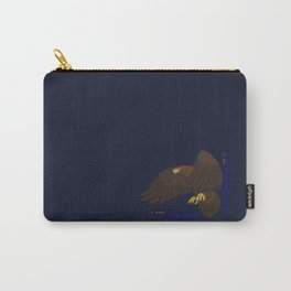 Aquila chrysaetos for wit Carry-All Pouch