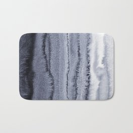 WITHIN THE TIDES - VELVET GREY Bath Mat