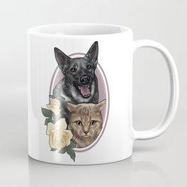 Reha & Milo Coffee Mug