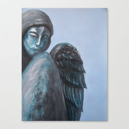 Angel RAMM Canvas Print