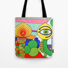 somedays i look (Joe Pansa/Freshinkstain) Tote Bag