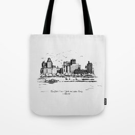 Buffalo By AM&A's 1987 Tote Bag