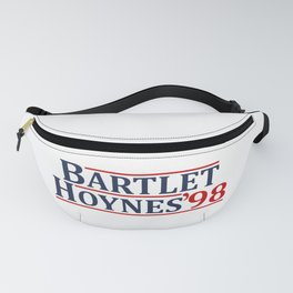 Bartlet and Hoynes 1998 Fanny Pack