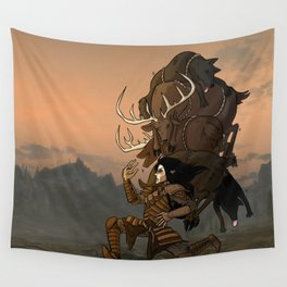 The Reality of Gaming  Wall Tapestry
