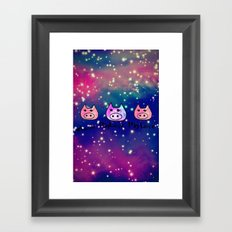 Pig-293 Framed Art Print