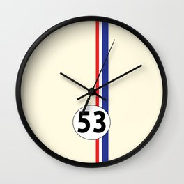 Herbie Wall Clock