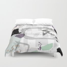 Controlled Chaos Duvet Cover