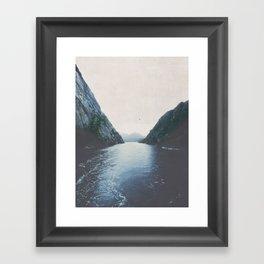 silence II Framed Art Print