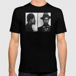 Malcolm X Mugshot T-shirt