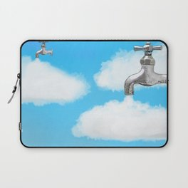 How clouds are formed Laptop Sleeve