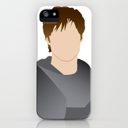 Arthur the Knight iPhone Case